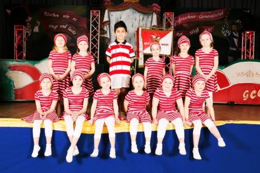 Gruppenbild Minigarde