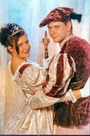 Bianka I. & Sven I.
