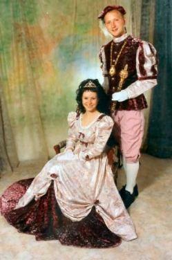 Christine I. & Maik I.