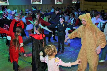 Kinderfasching 36. Session