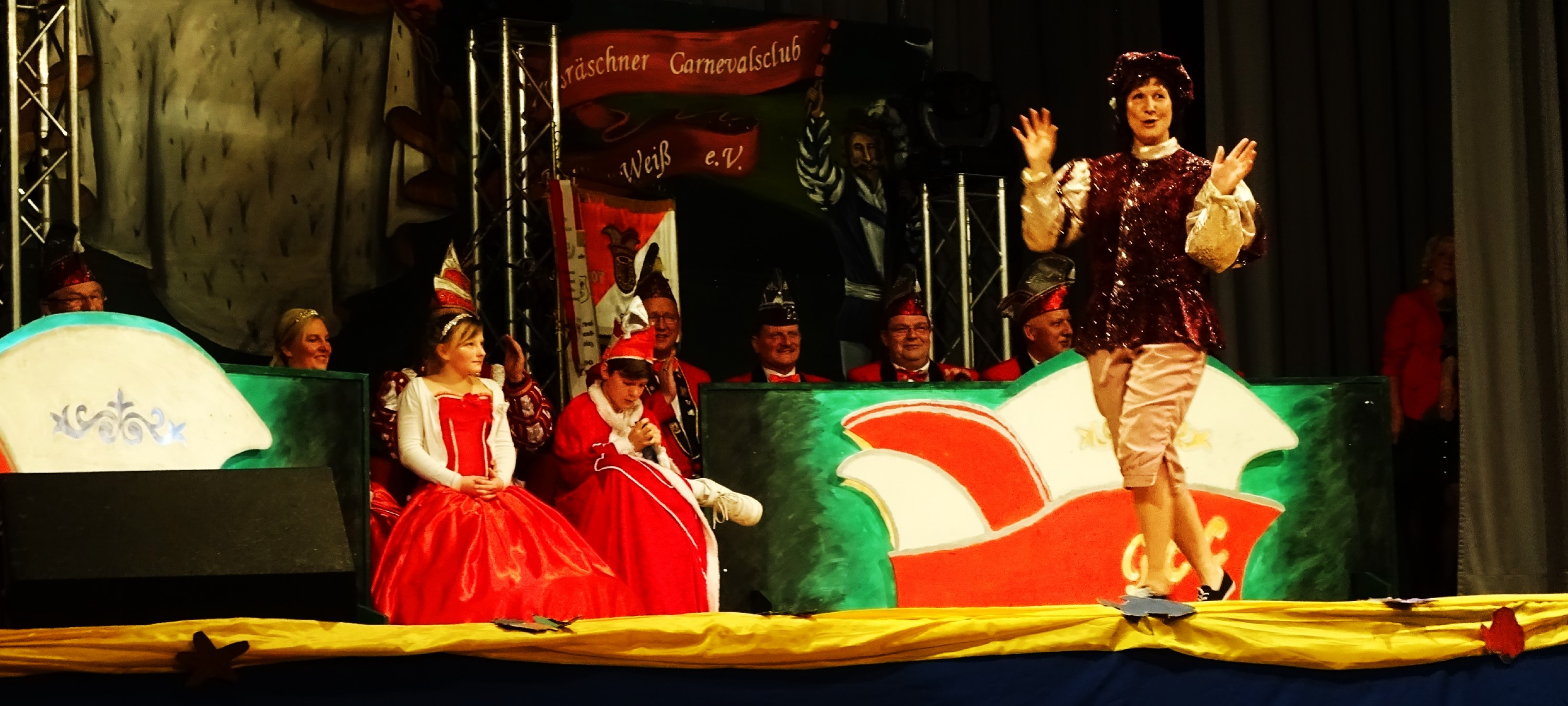 Großräschener Carneval Club e.V.